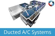 Related product - reverse cycle ducted air conditioning systems