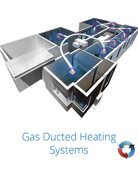 Gas Ducted Heating Solutions Page