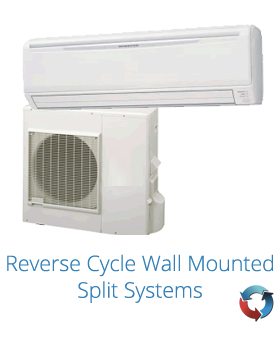 Reverse Cycle Wall Split Systems - Canberra Queanbeyan
